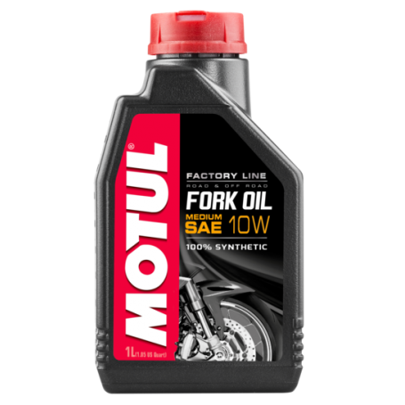 Motul Suspension 10w Factory Line Sintetico 1 Litro